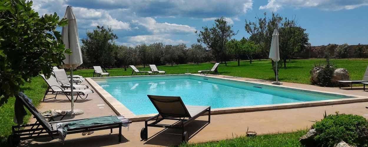 Masseria cristo masseria salento resort con piscina ugento - Masseria con piscina salento ...